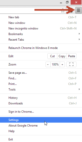 Set a Proxy Server in Chrome
